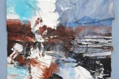 David-Tress-Low-Tide-Light-Kishorn-Estuary-mixed-media-on-paper-34x39cm-2015