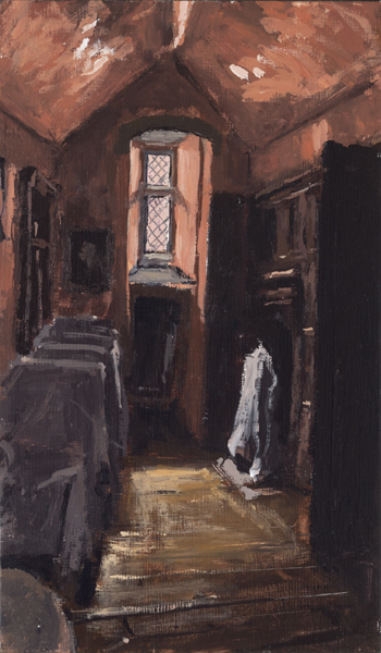 Towards the Duke's Bedroom