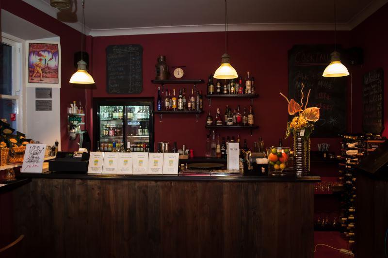 Bar Slider